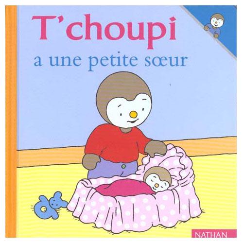 tchoupi a une petite soeur